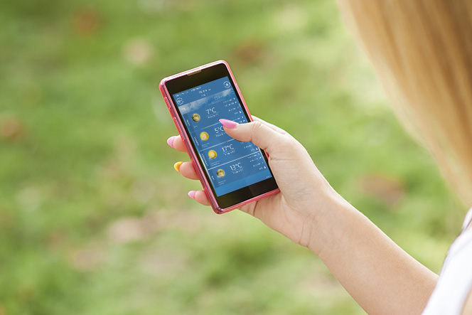3BMeteo per Windows Phone 8