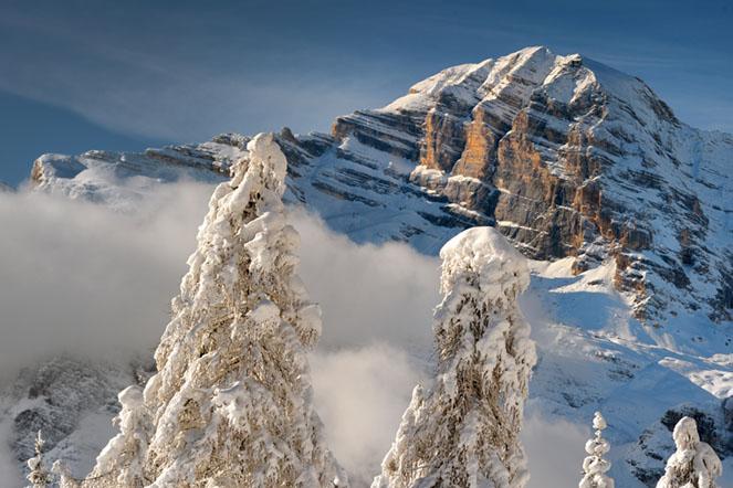 Le 5 mete ideali per una vacanza sulla neve